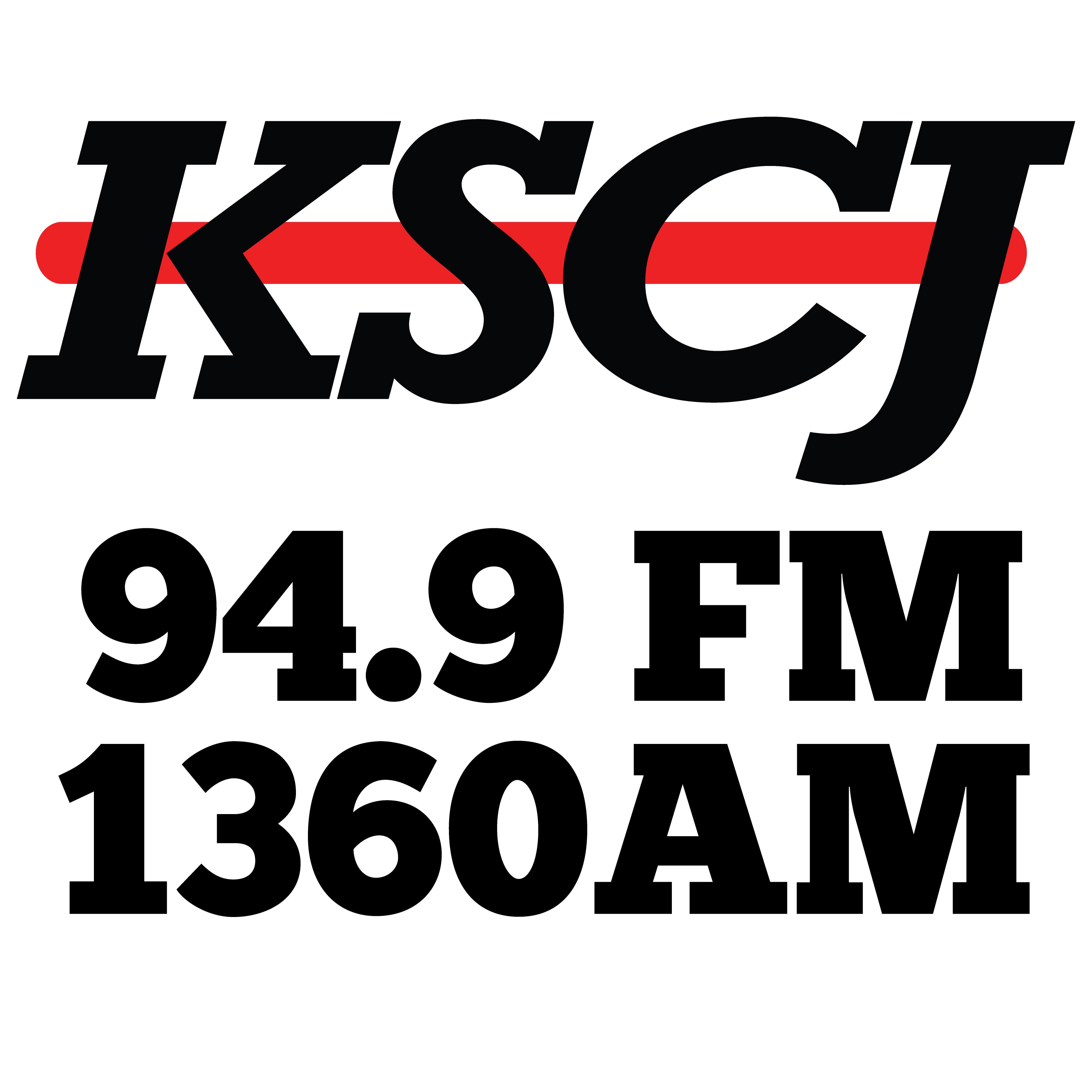 KSCJ..1360 AM -94.9 FM